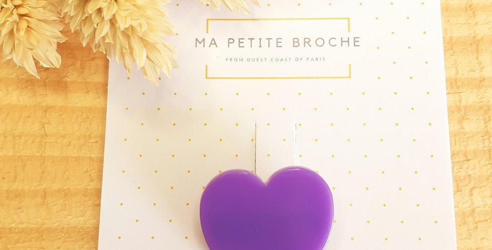 CLOTHILDE violette