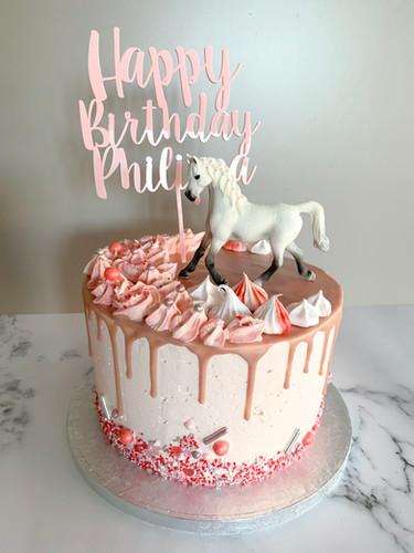 Birthday Cake Ruby Rosé