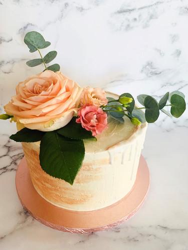 Civil Wedding Cake