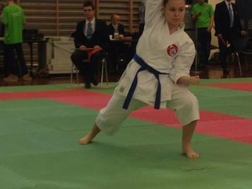 Shinsei Kan Lenzburg kämpft erfolgreich an der Swiss Karate League