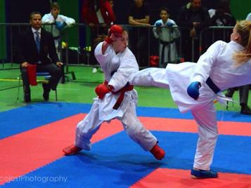 Shinsei Kan Karateschule aus Lenzburg überzeugt an der Swiss Karate League in Liestal