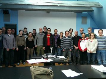 Jugend und Sport Weiterbildungskurs zum Trainer 1