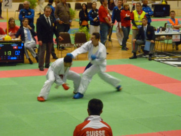 Schweizermeisterschaften 2013 in Fribourg (23. / 24. November 2013)