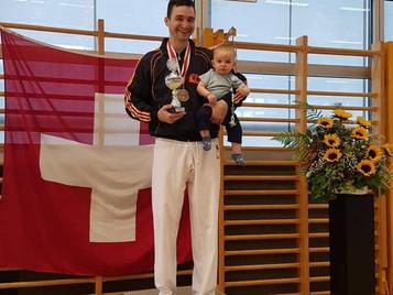 Ilija Letic gewinnt nach 2015 und 2017 zum dritten Mal die Schweizermeisterschaften im traditionelle