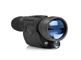Digital night vision scope on white back