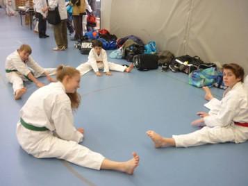 Erneute Podest-Platzierung der Shinsei Kan Karateschule Lenzburg