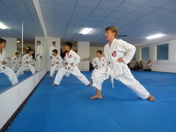 Doppelt erfolgreiches Wochenende für die Shinsei Kan Karateschule aus Lenzburg
