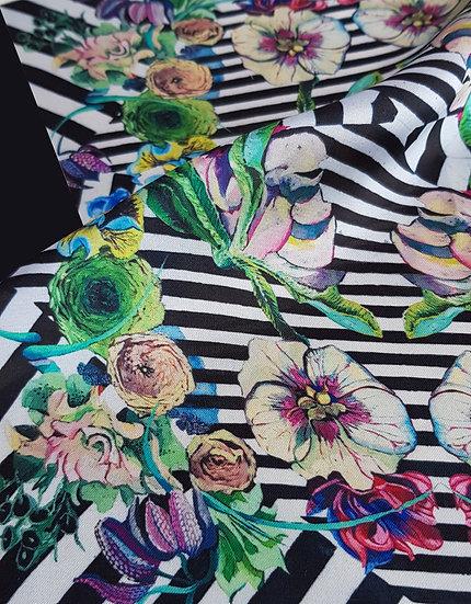 Artisan Fabric  Sample -Breeze