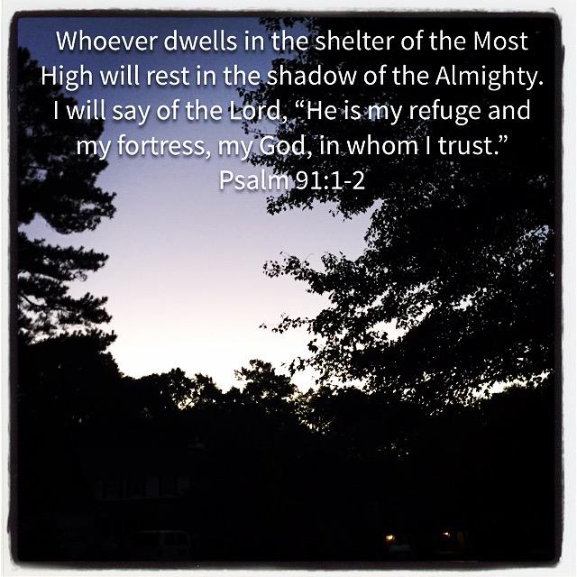 Psalm 91 1-2