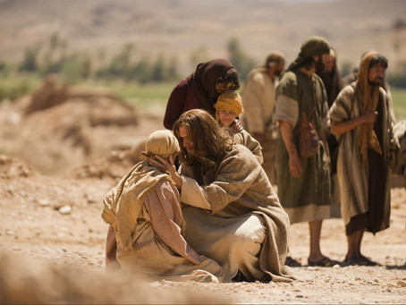 What The Woman Caught in Adultery might share with us today