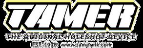 Tamer Logo Complete White Light Backgrou