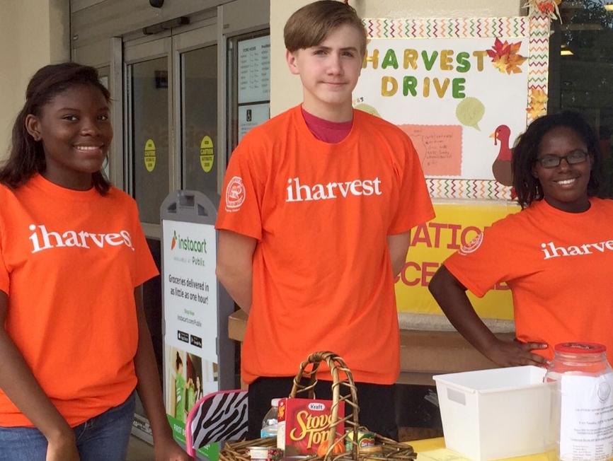 Harvest Drive 2