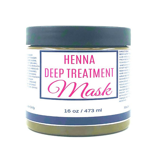 Henna Deep Treatment Mask