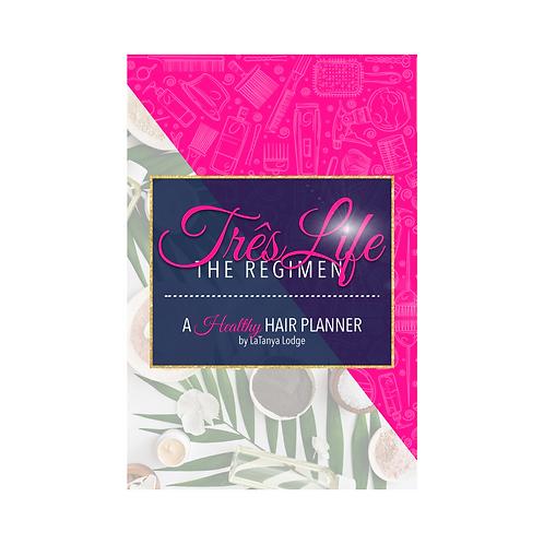 The Regimen - A Healthy Hair Planner