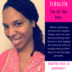 Taking Care of Protective Styles