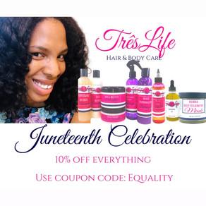 Juneteenth Weekend Celebration!!!!!