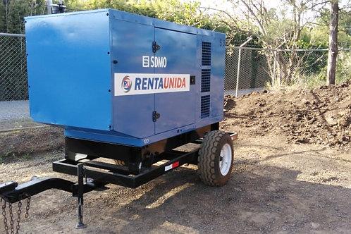Generador Eléctrico de 125 KVA #59