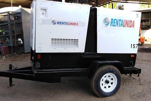 Generador Eléctrico de 35 KVA #157