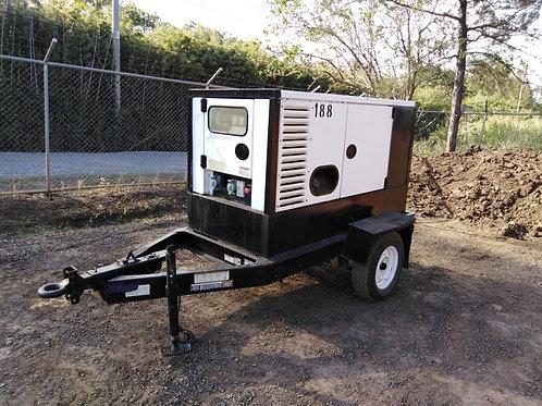 Generador Eléctrico de 30 KVA #188