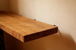 Solid Oak Beam, Floating  shelf, Air Dried, British Oak, European Oak, prime Oak, rustic oak, reclai