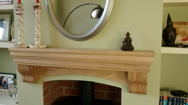 premium fireplace surround