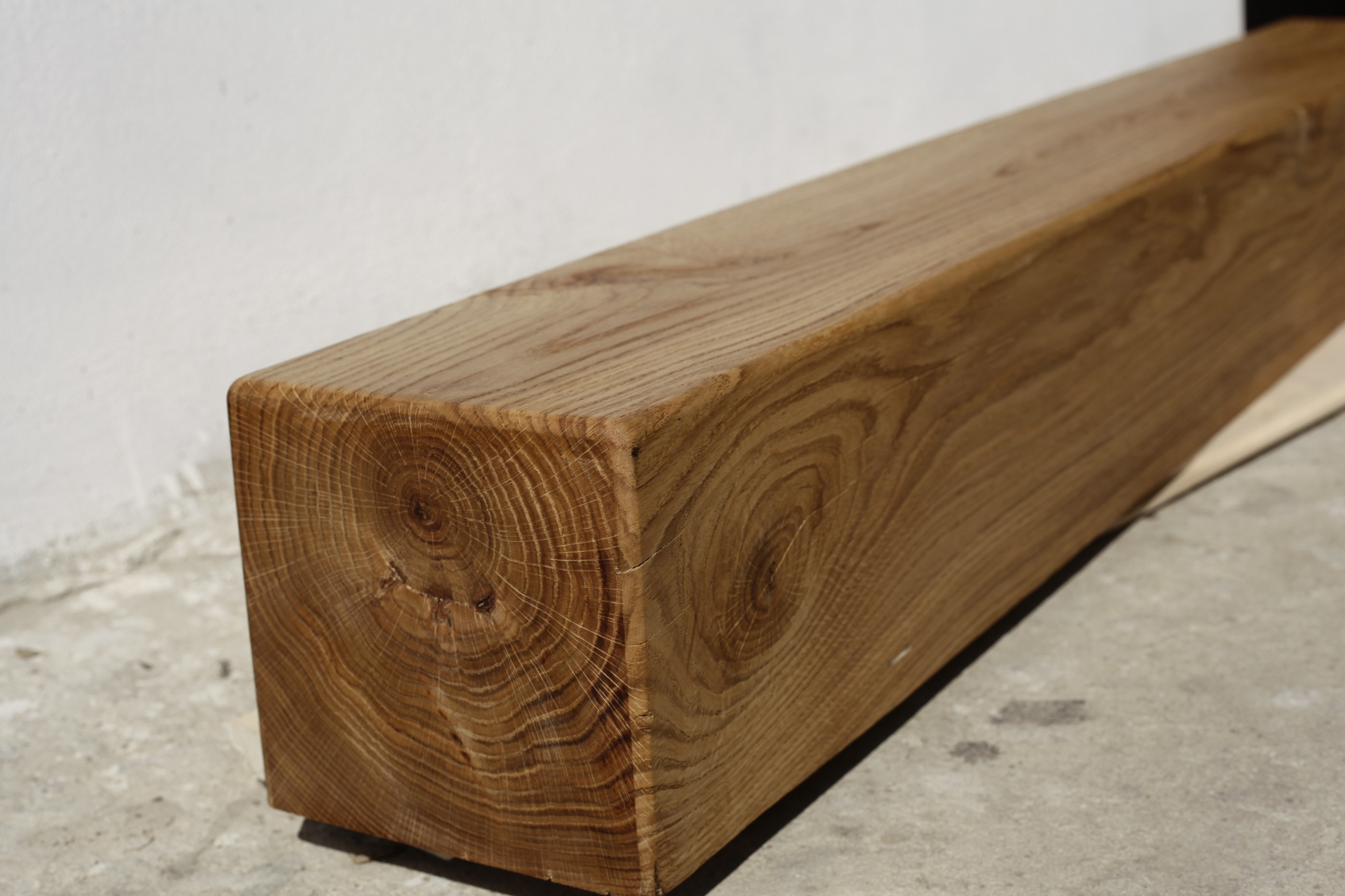 15cm wide/15cm high - mantel beam