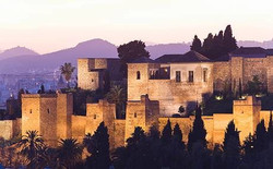 Alcazaba Fortress, Malaga
