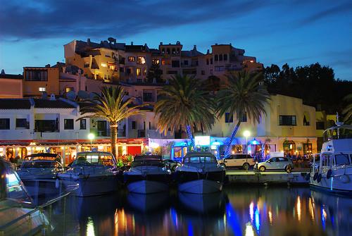 Cabopino Marina - Bars & Restaurants