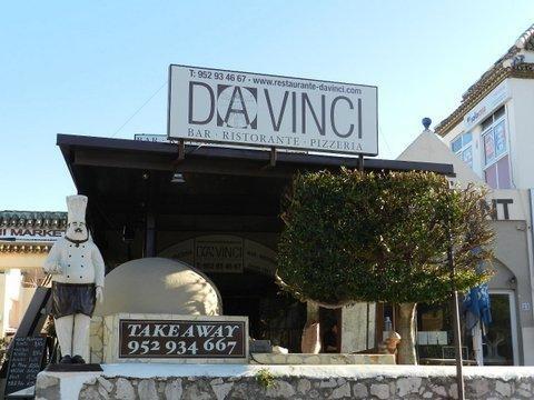 Da Vinci Restaurant - Dona Lola Calahonda