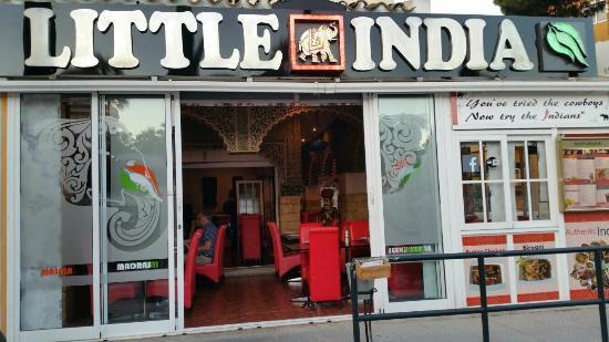 Little India Restaurant - Calahonda
