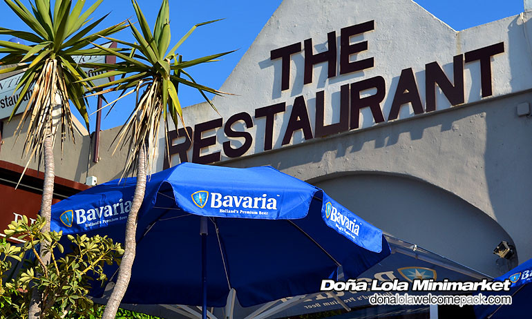 The Restaurant - Dona Lola Calahonda