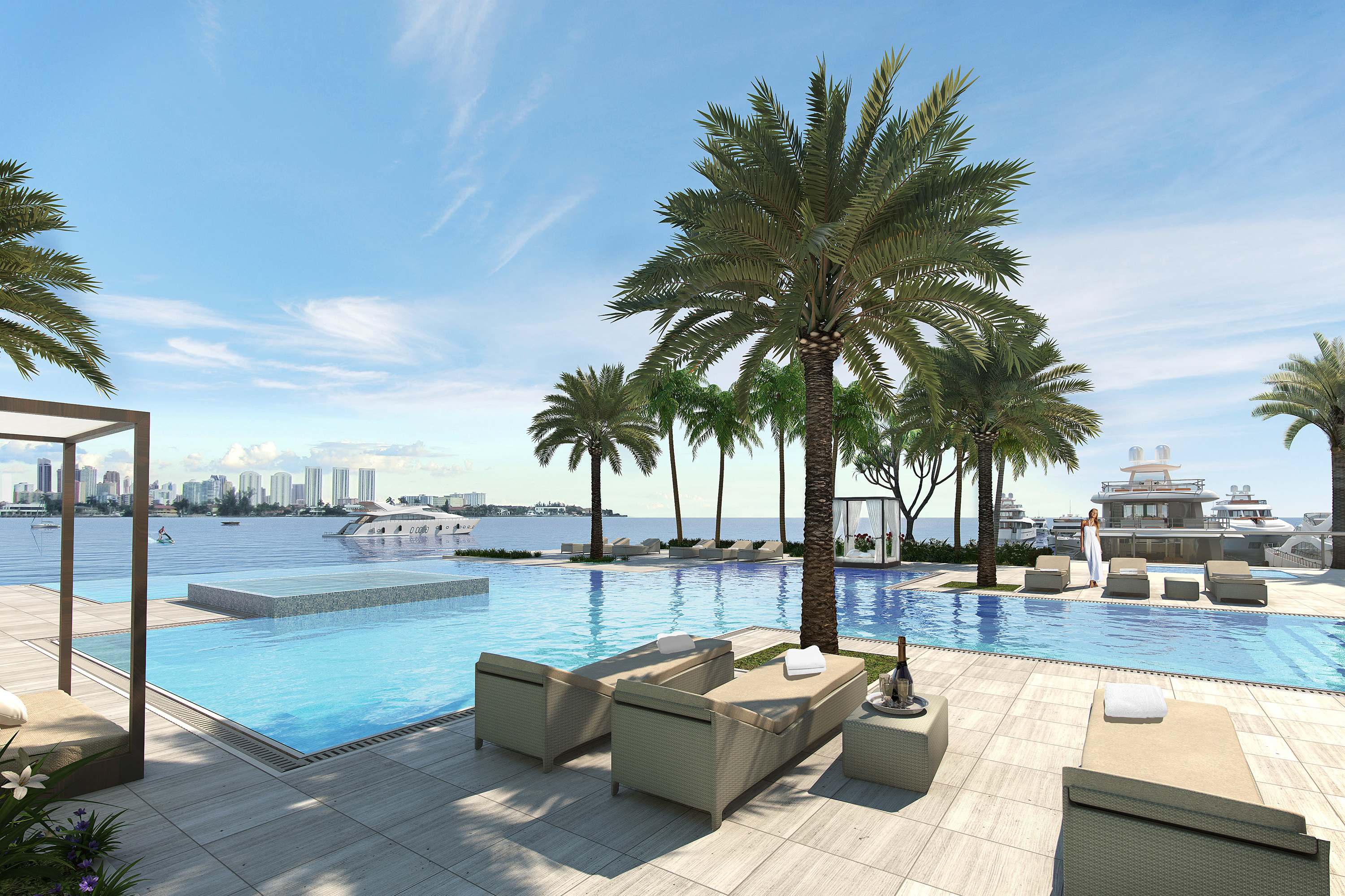 Marina Palms - North Pool