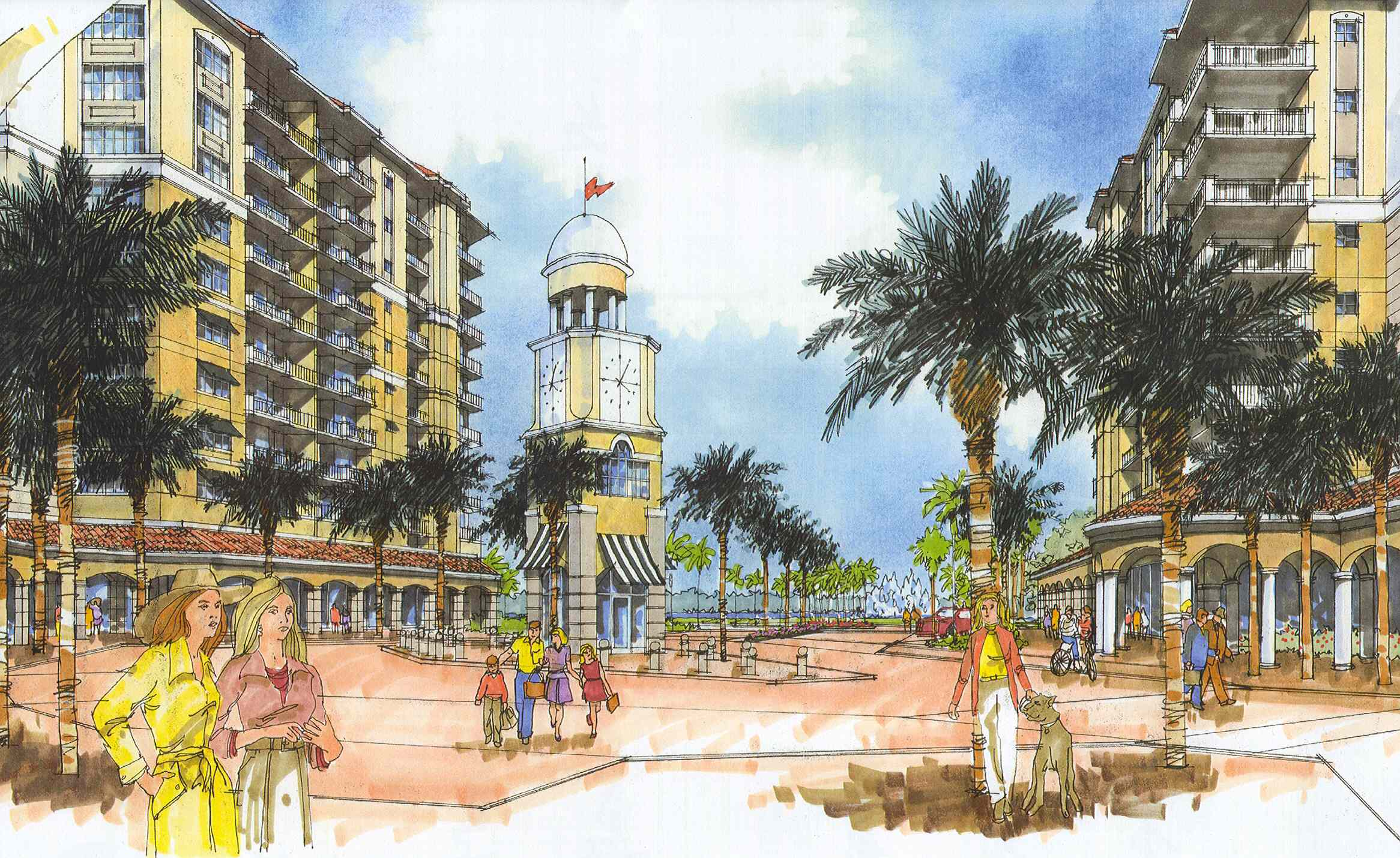 Streetscape Rendering