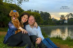 Fotos de pet e família