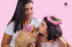 Famílias e pets