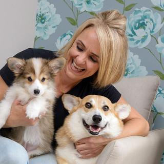 ensaio fotografico lifestyle com cachorro