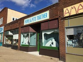 Inaugurado centro de distribuição de alimentos para pets carentes em Minnesota