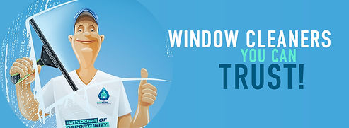 Professional Window Cleaners in Nottingham | Pure Water Window Cleaning Services