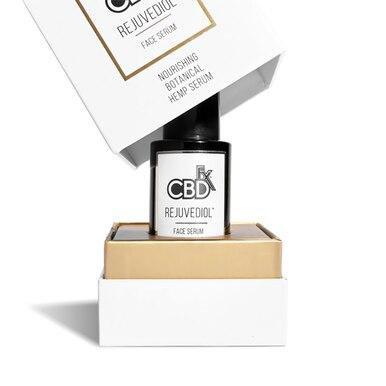 CBDfx - CBD Topical - Rejuvediol™ Face Serum - 250mg