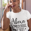 "Thumbnail: ""Alexa Homeschool My Kids""  Women's Crew Neck Tee"