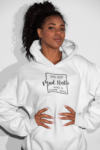 """She Got Mad Hustle..."" Women's Hoodie"