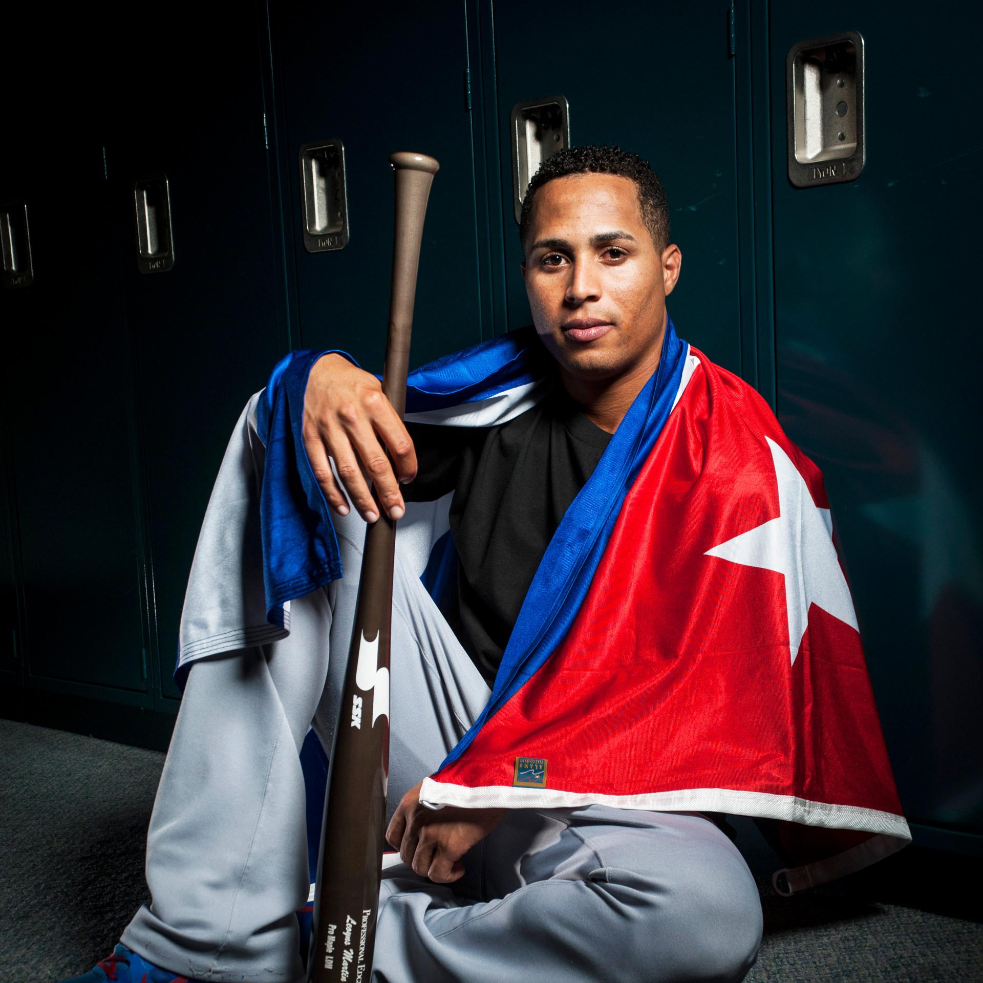 Leonys Martin, Cleveland Indians