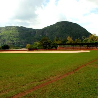 Vinales ballfield