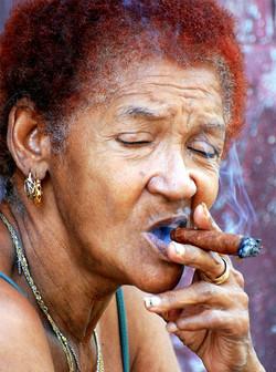 Stogie Woman