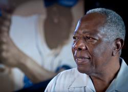 Hank Aaron - Baseball Hall of Famer