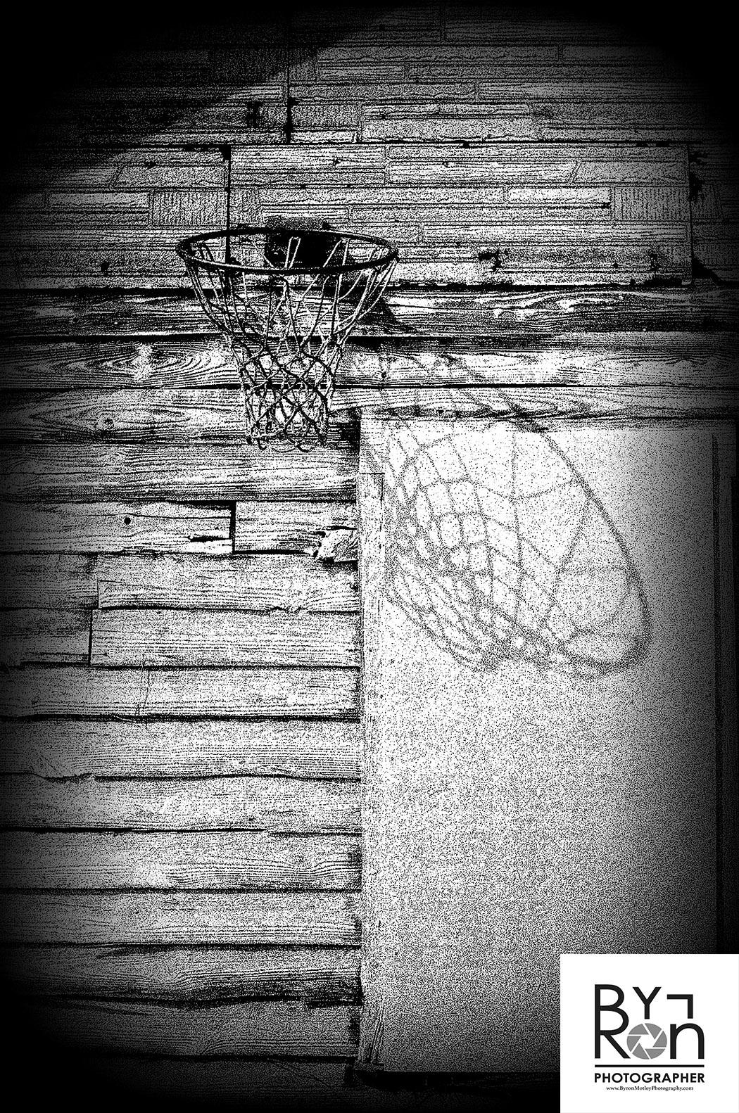 Hoop Shadow - North Carolina