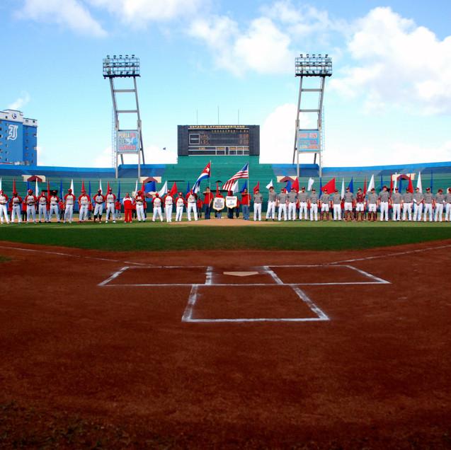 USA vs Cuba