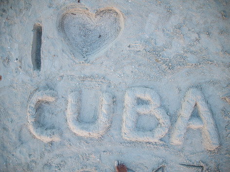 """WHY CUBA?  A photographer's inspired love and passion with the """"Jewel of the Caribbean."""""""
