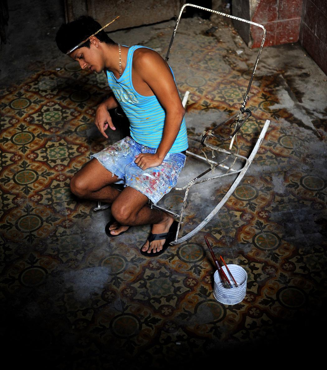Cuban Artist - Adonis Ferro