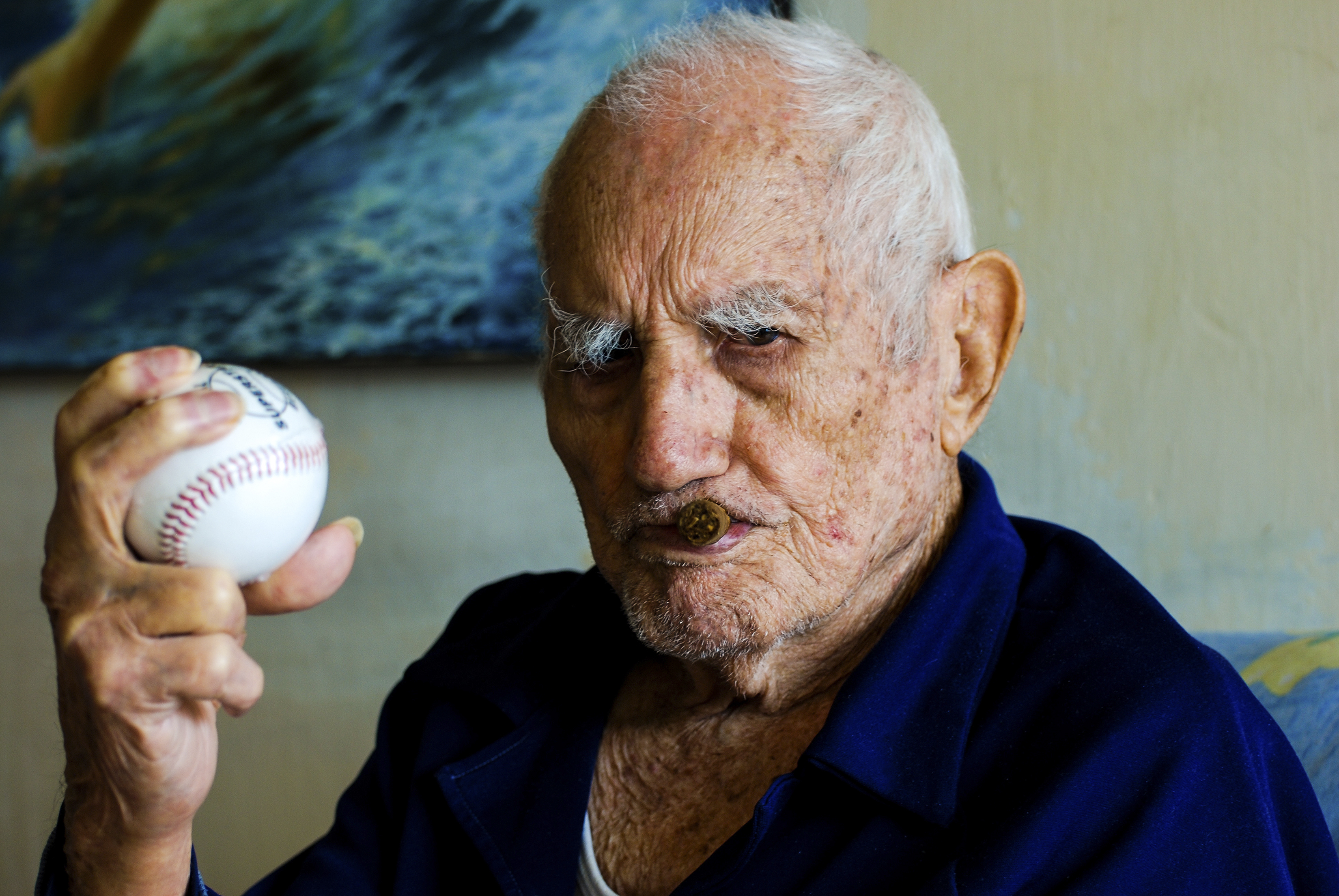 Conrado Marrero - Baseball Legend